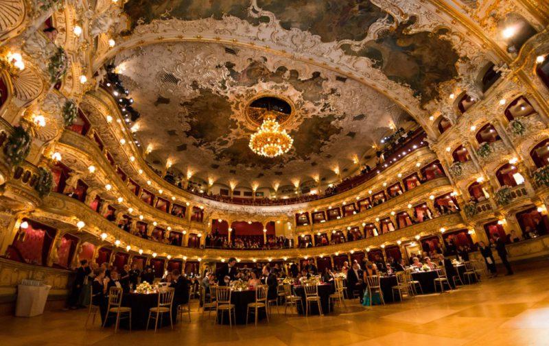 Пражская опера