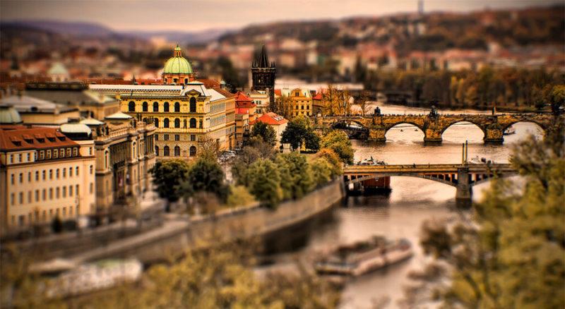 Первый раз в Праге