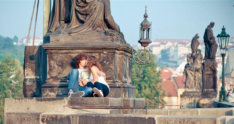 Прага для романтиков