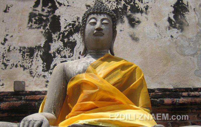 Каменный Будда, Тайланд