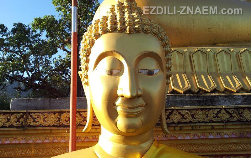 Золотые Будды в Таиланде
