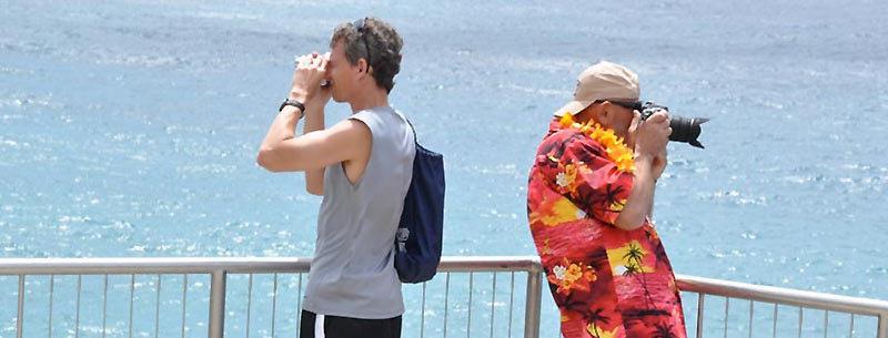 Туристы, которые слишком много фотографируют