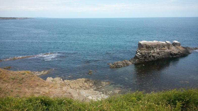 На море. Болгария