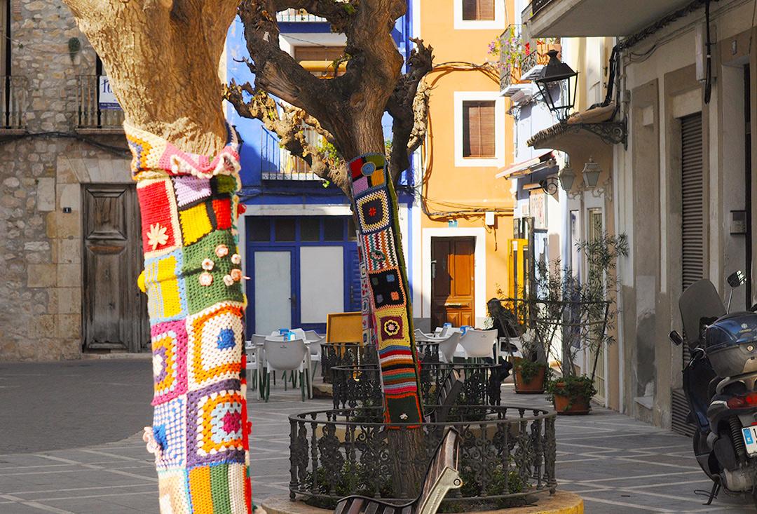 Улицы Вильяхойосы