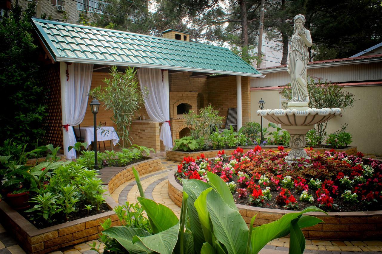 Гостевой дом «Акварель» в Геленджике отлично подходит для отдыха с ребенком