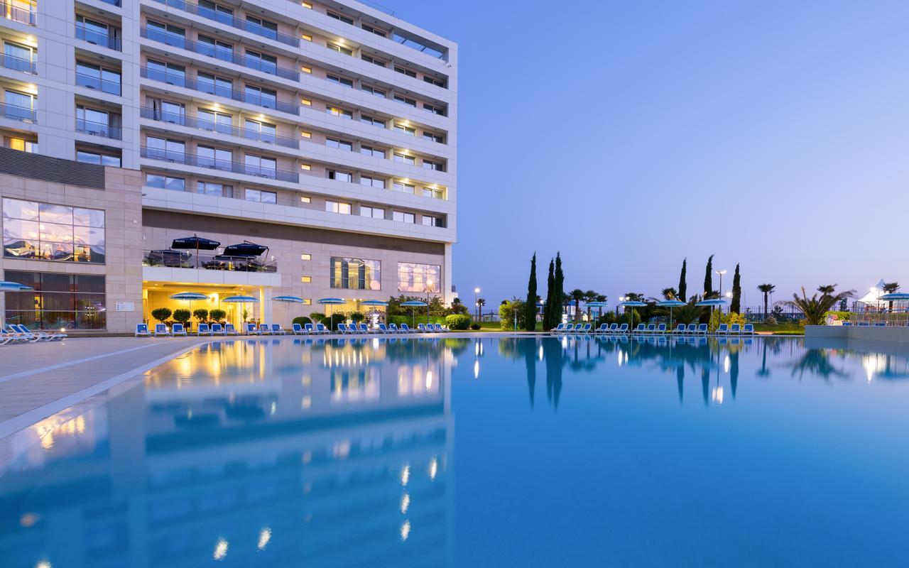 В отеле Radisson Blu Resort Сочи