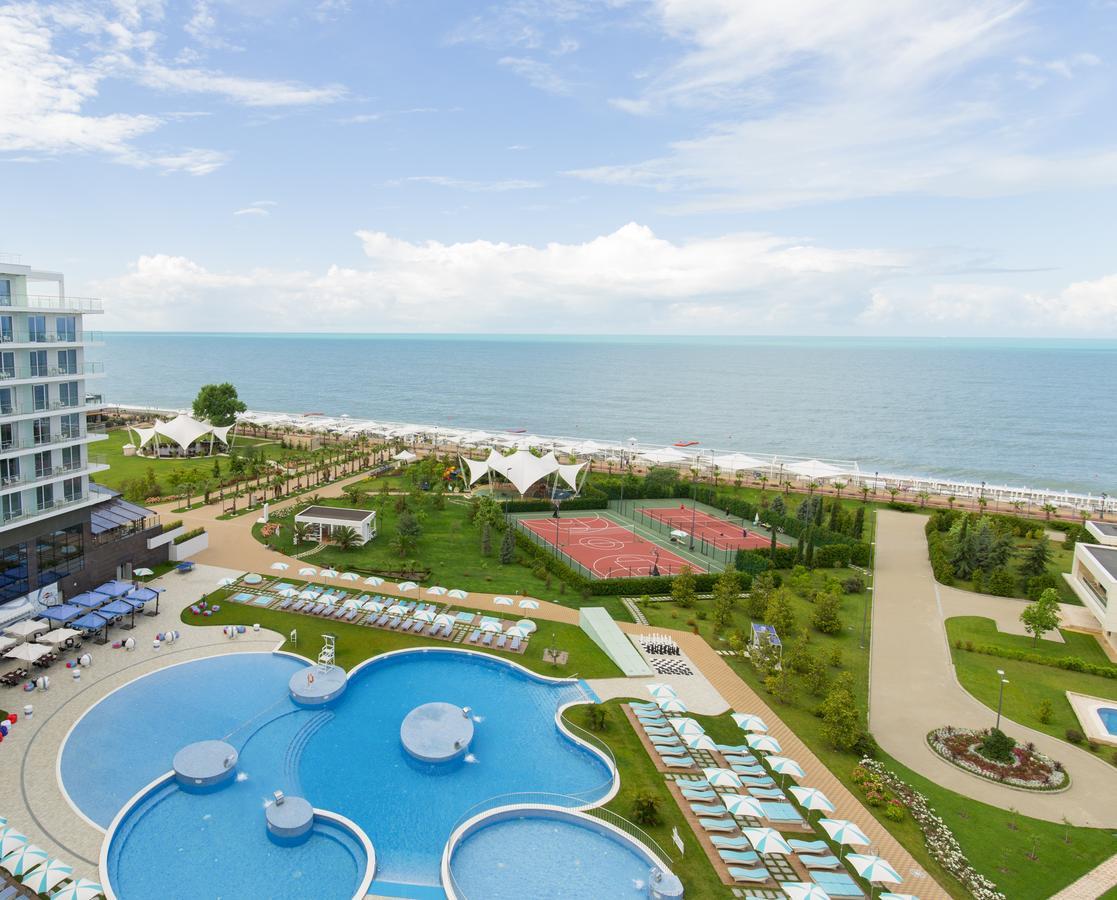 Radisson Blu Paradise Resort & Spa - отель у моря, пять звезд