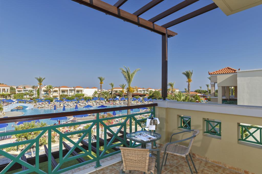 Отель Lindos Princess Beach Hotel на острове Родос, Греция