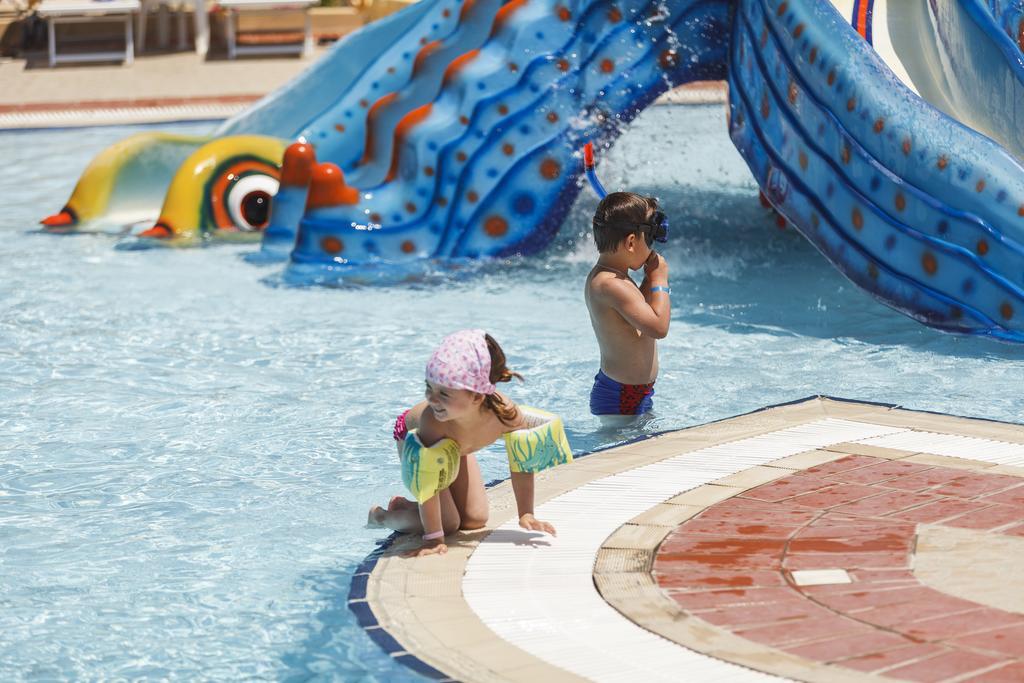 Отдых с детьми на острове Родос