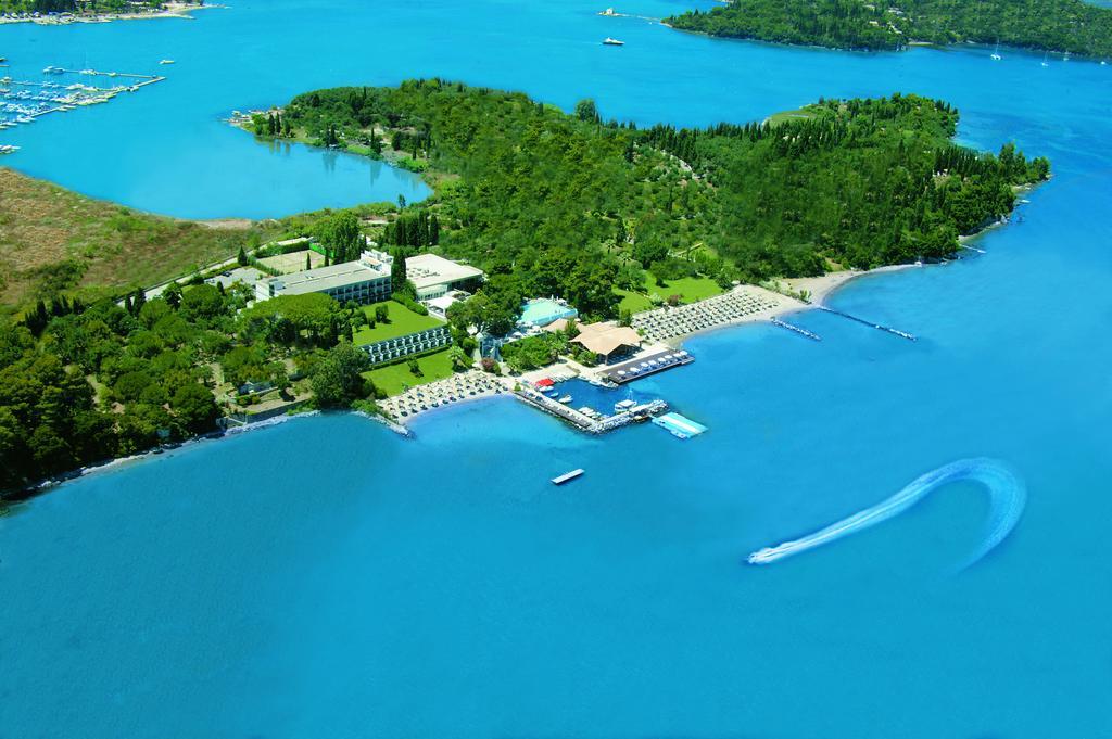 Отель Kontokali Bay Resort & Spa для семейного отдыха