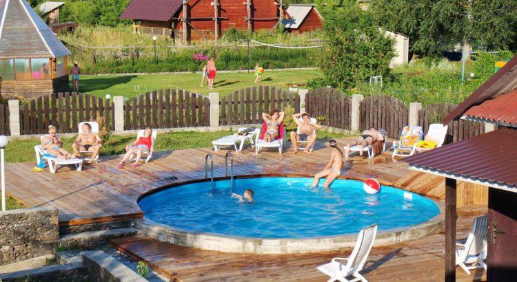 База отдыха «Ак-Туру» с бассейном