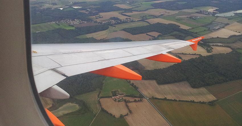 В Ниццу на самолете