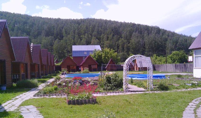Время Счастья - недорогая турбаза на Алтае с бассейном