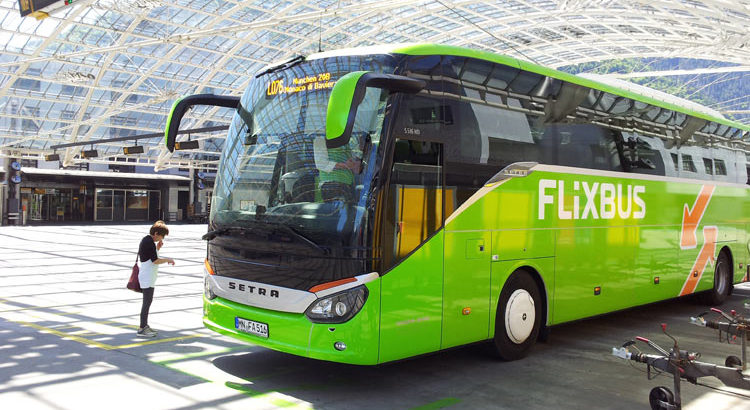 Как купить билеты на автобус FlixBus - инструкция и несколько важных советов
