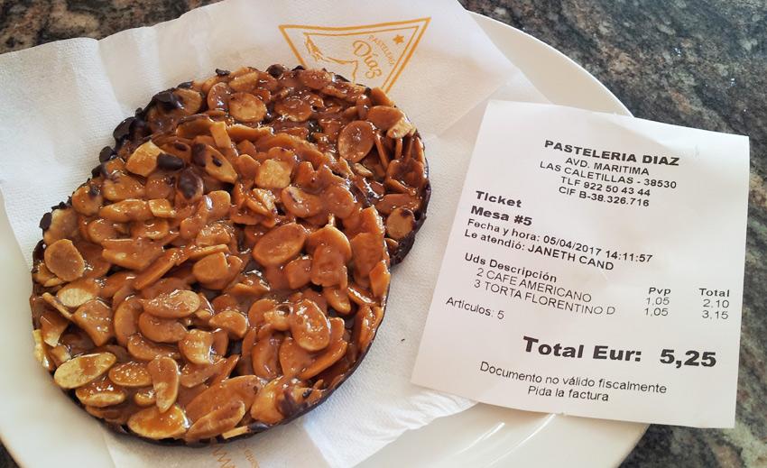 Орехово-шоколадные тарты