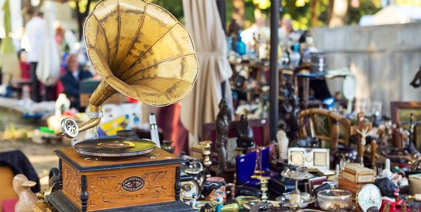 Блошинный рынок в Милане