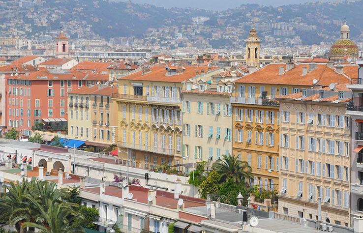 Где остановиться в Ницце, Франция
