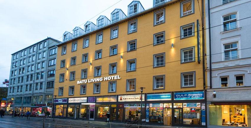"""Отель """"Batu Apart hotel"""" в Мюнхене"""