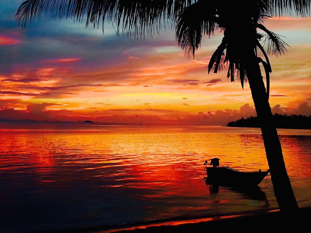 Gecko Beach - недорогие виллы с видом на закат