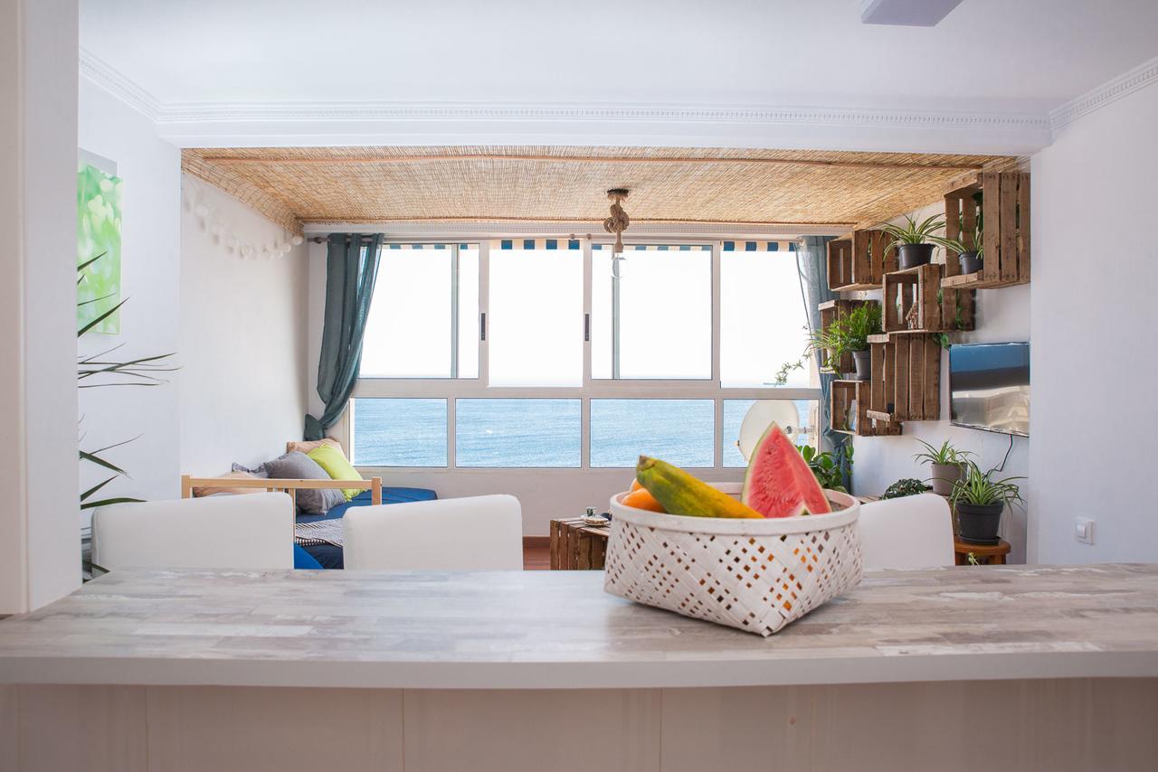 Апартаменты с видом на море и пляж Альбуферета