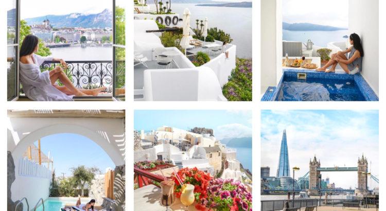 Красивейшие места в мире для фото и селфи