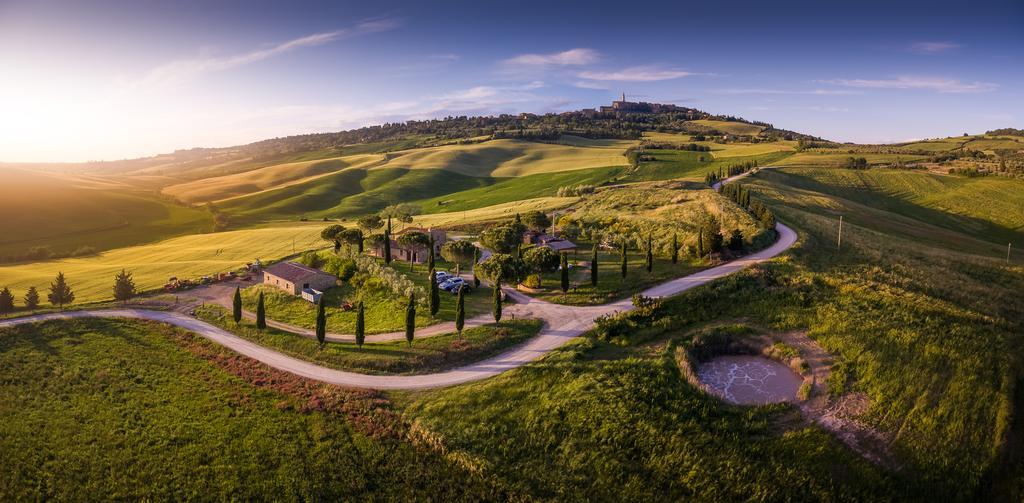 Val D'orcia - лучшие виды и красивейшие места в Тоскане, Италия