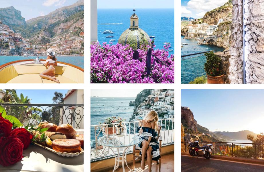 Позитано - красивейший город в Италии