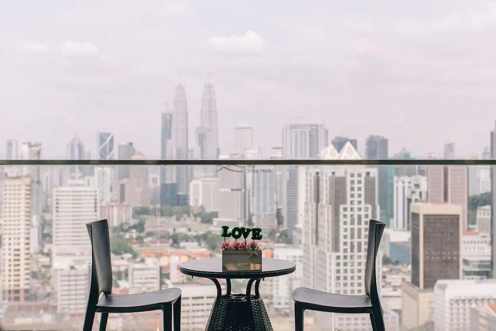 Квартира с 3-мя спальнями - апартаменты от частника в резиденции Regalia Residence, Куала Лумпур