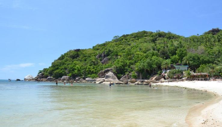 Пляж Кристал Бэй на Самуи