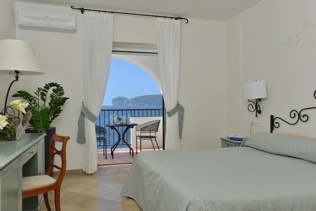 В отеле El Faro