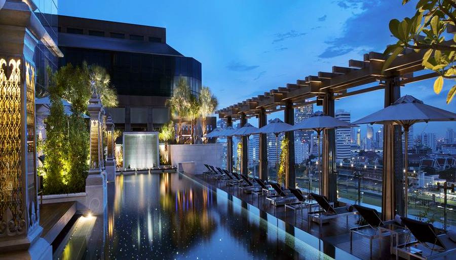 Отель St. Regis Bangkok