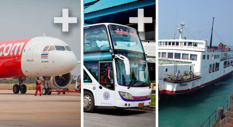 Как добраться на Самуи: комплексные билеты AirAsia