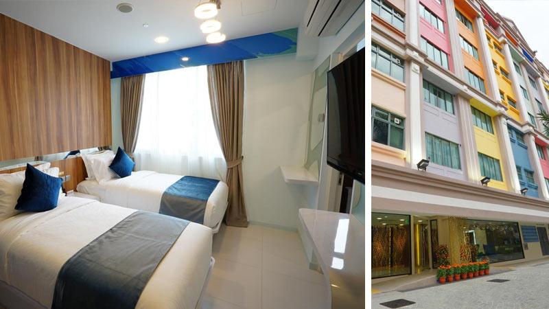"""Отель """"ZEN Premium Kallang"""" расположен в недорогом районе Сингапура - Калланг"""