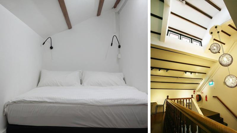 "Отель ""Wink Capsule Hostel"", Чайнатаун"