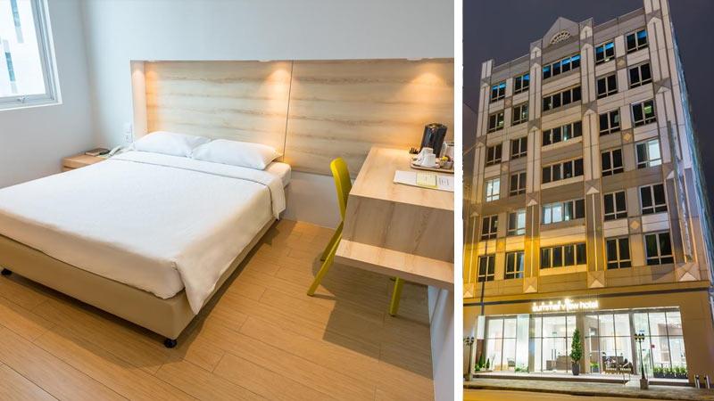 """Недорогой отель в Сингапуре """"Summer View Hotel"""""""