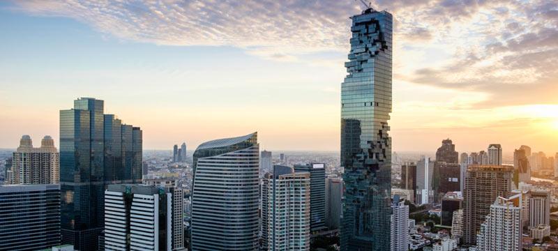 Отели с красивым видом в Бангкоке