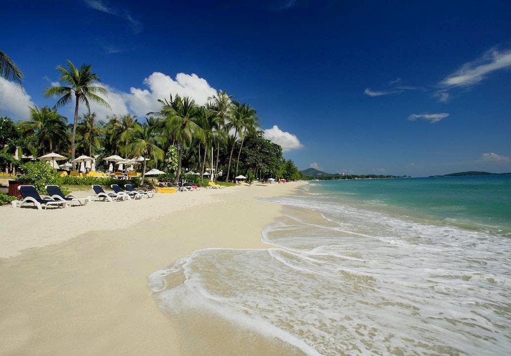 Самуи, отель Centara Grand Beach Resort Samui