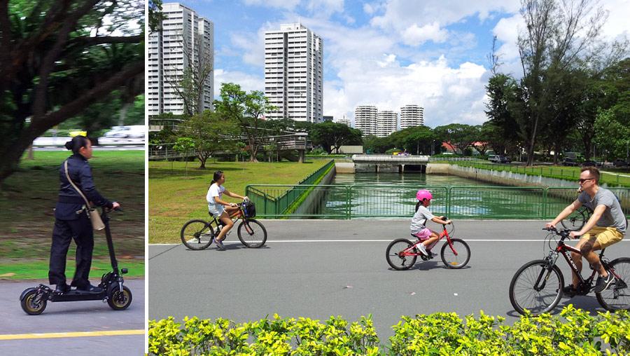 Восточный Парк в Сингапуре
