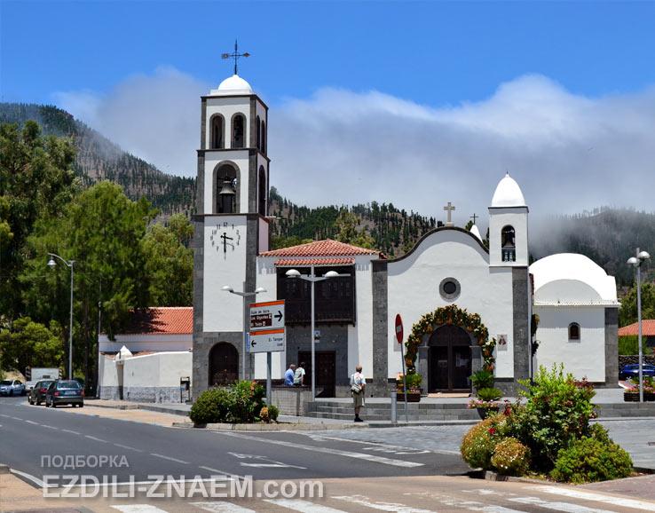 Городок Сантьяго-дель-Тейде, Тенерифе