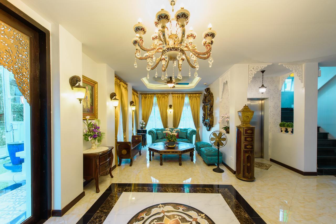 """В отеле """"Velvet Orchid"""" в Чиангмае"""