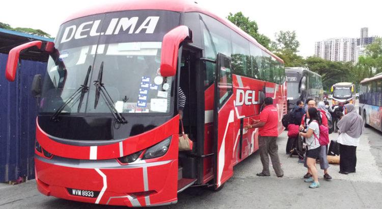 На автобусе по Малайзии - как покупать билеты, где находится автовокзал в Куала Лумпур