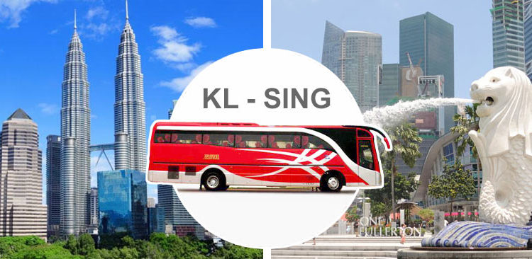 Как ехать на автобусе из Куала Лумпур в Сингапур