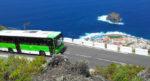 Без машины на Тенерифе, автобусы: расписание, маршруты, стоимость проезда