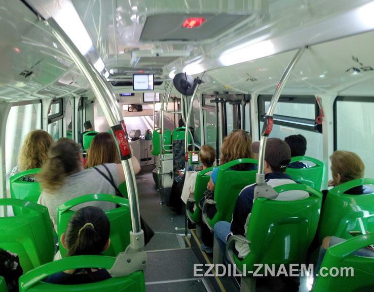 На автобусе по Тенерифе