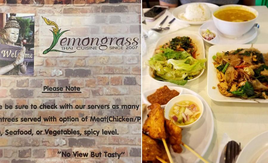 Lemongrass Thai Restaurant - ресторан тайской кухни