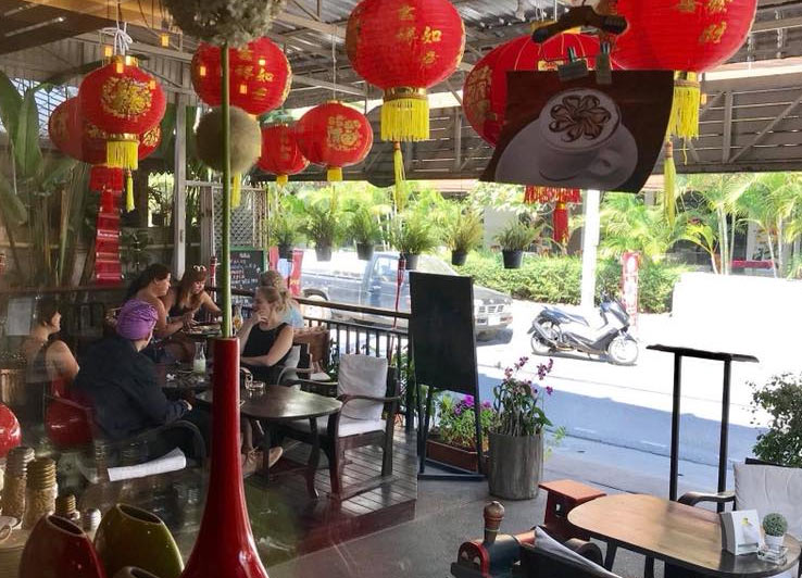 Кофейня в Чиангмае