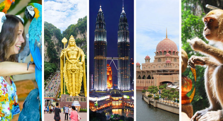 Что посмотреть в Куала Лумпур за день или 2 дня