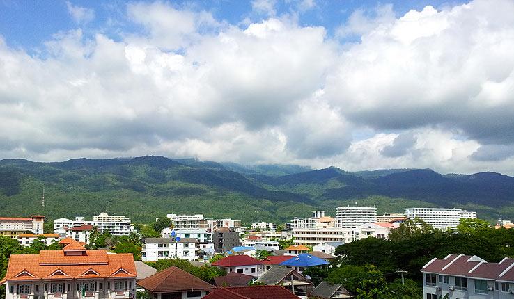 Небо над Чиангмаем