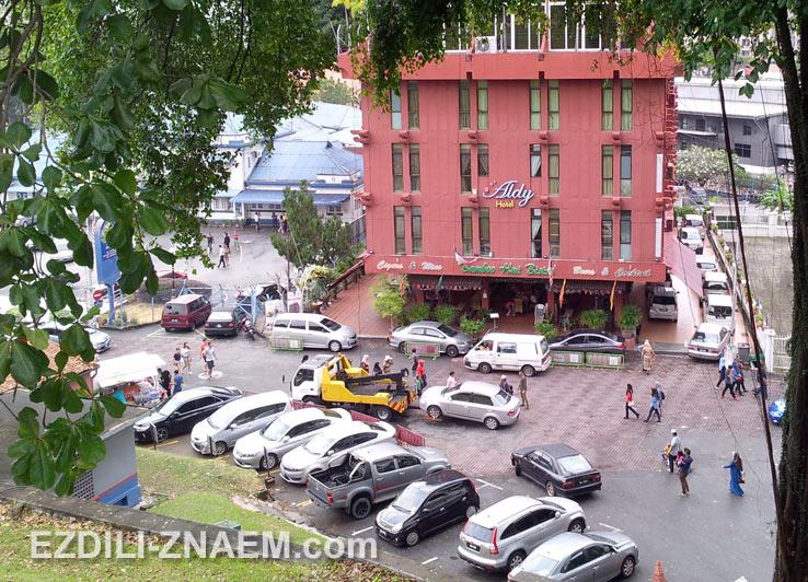 Отель Aldy в Мелакке