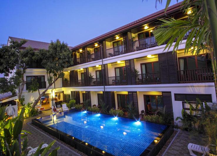 Недорогой отель BB Mantra в Чиангмае